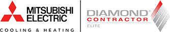 Mitsubishi Electric Cooling & Heating Diamond Contractor Elite