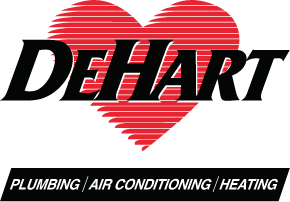 DeHart Plumbing, Heating, and Air Inc.