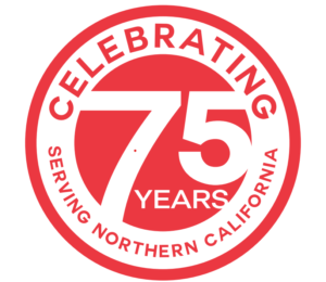 red-circle-icon-with-text-saying-celebrating-seventy-five-years-serving-northern-california